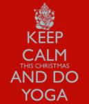 yinspire christmas keep calm