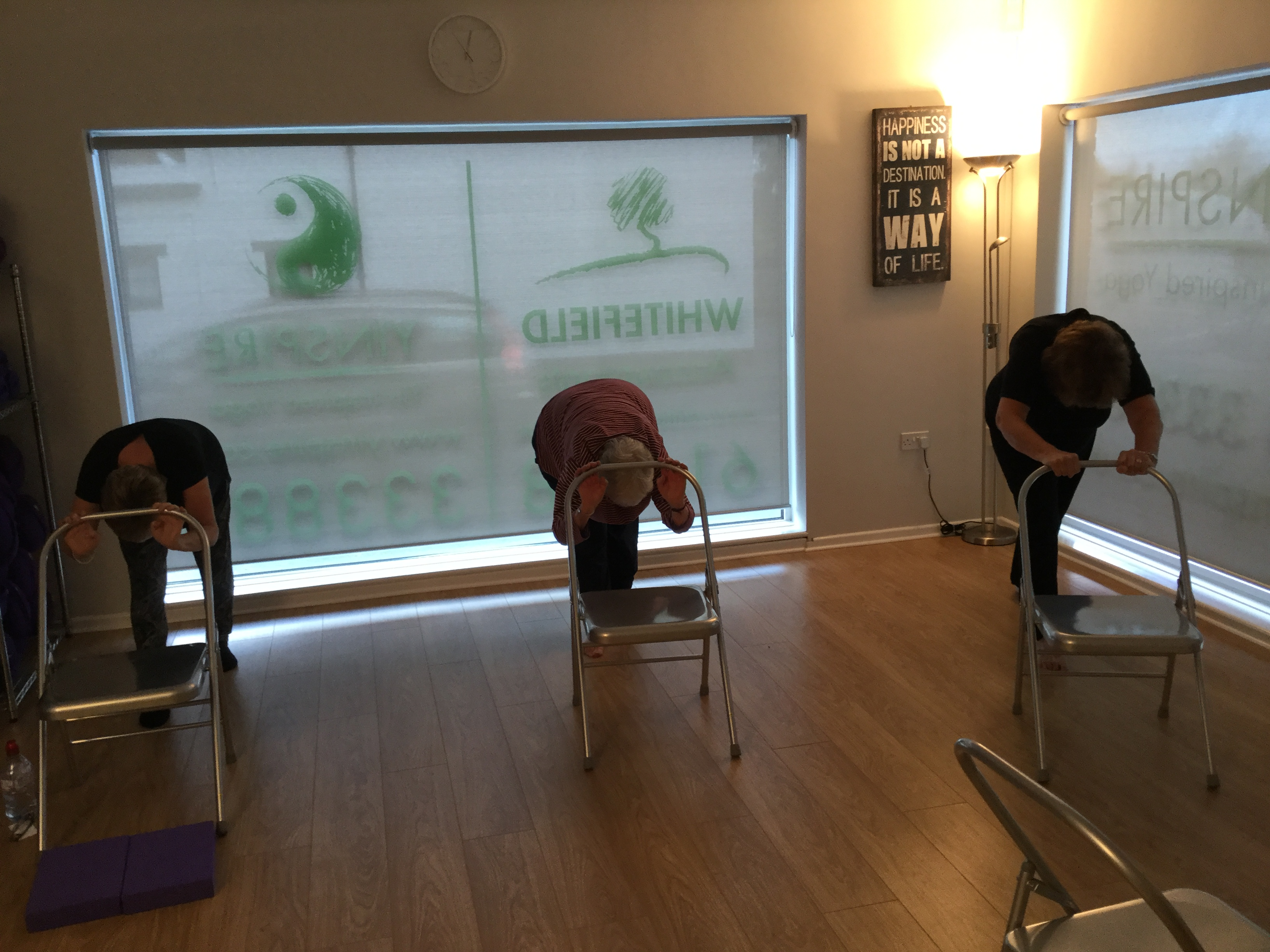 Chair Yoga Yinspire – Isle of Wight Yoga Classes